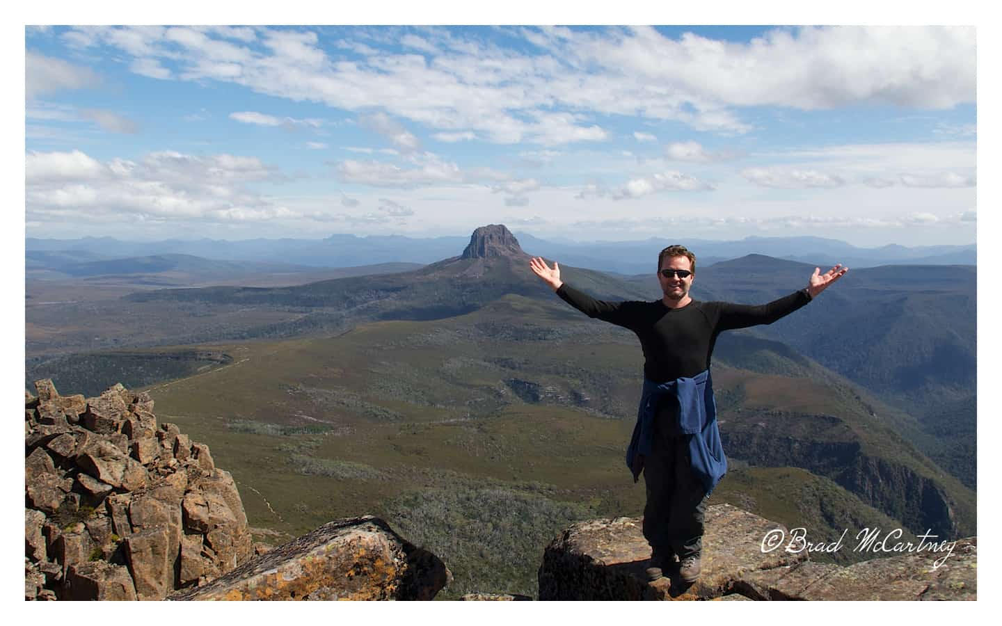 Hiking the Overland Track Tasmania