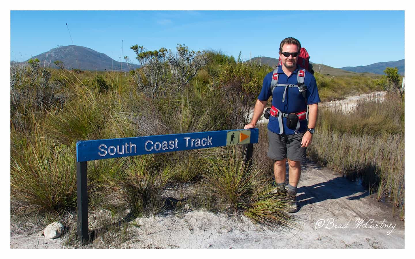 Melaleuca South Coast Track