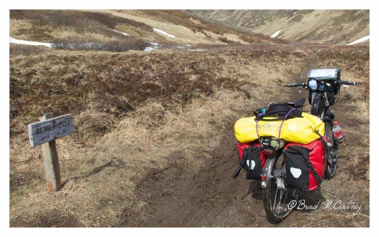Bikepacking Devils Pass Trail
