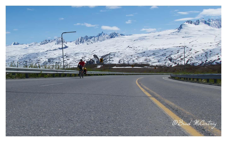 Thompson Pass Near Valdez