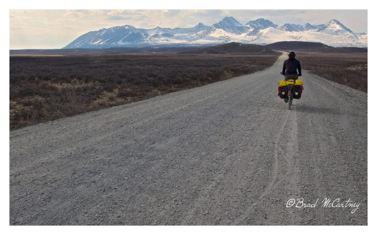 cycling the denali hwy