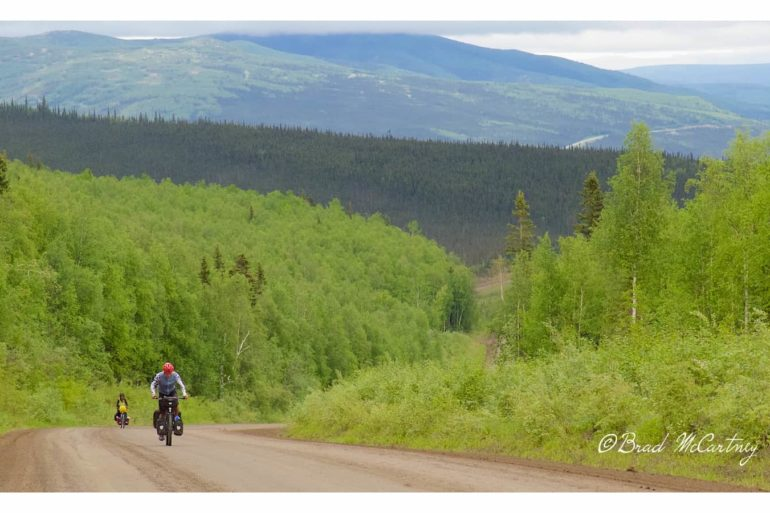 cycling the dalton highway