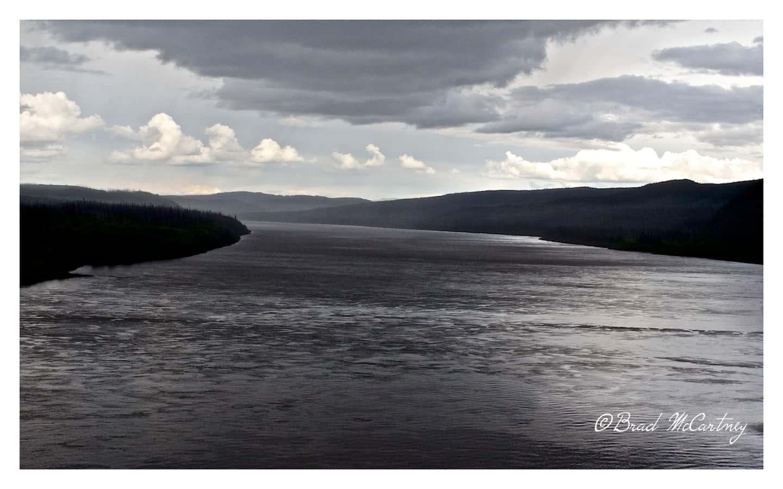 Yukon River dalton highway