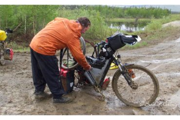 complete lightweight bicycle touring tool kit and spares
