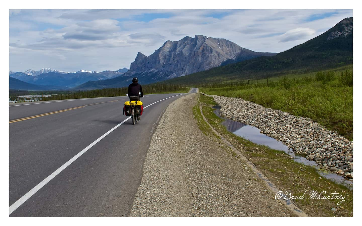 is the dalton highway sealed
