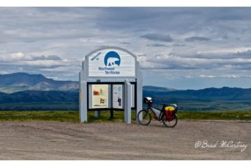 Cycling the Dempster Highway to Inuvik