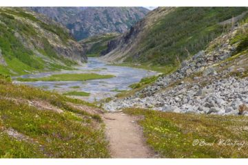 Hiking Chilkoot Trail