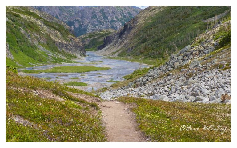Hiking Chilkoot Trail