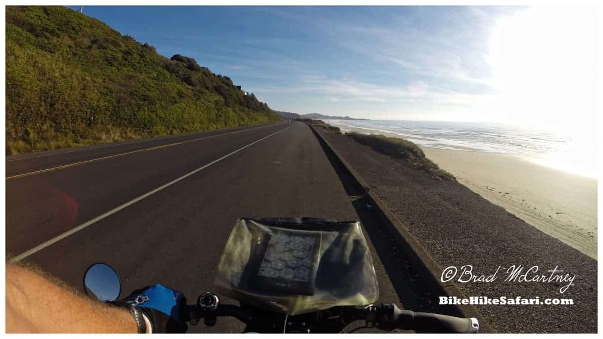My view of the Oregon Coastal Route