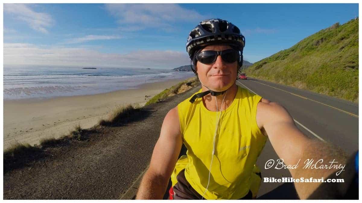 Sensational coastal riding