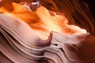 Hiking Antelope Canyon