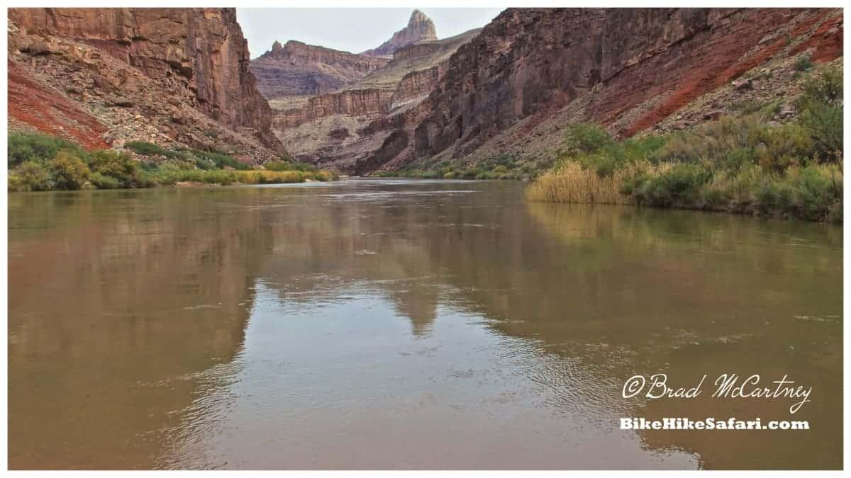 Colorado River on the Escalante Route just above Hance Rapids