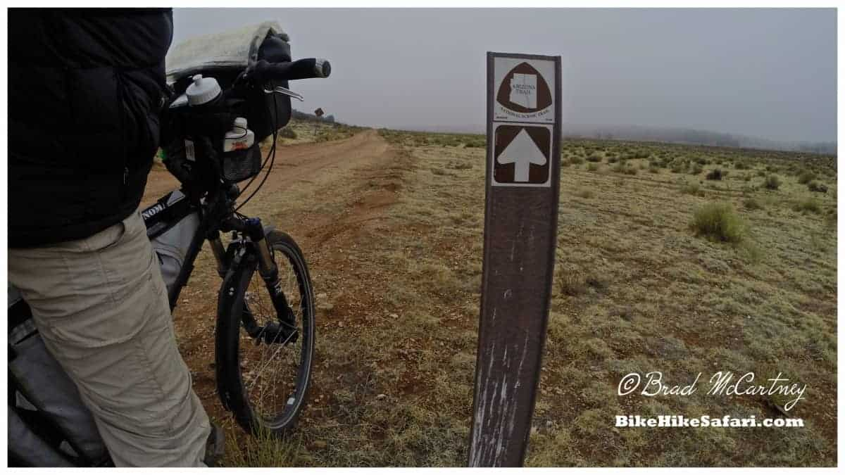 Bikepacking Arizona Trail
