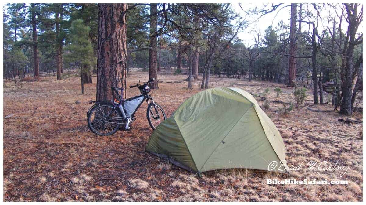 Arizona Trail Camping