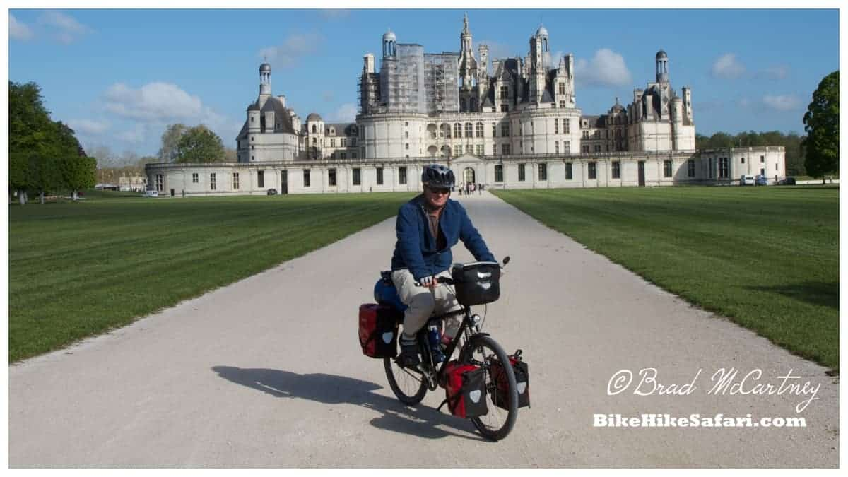 Thorn Nomad MK2 Review - bike cycling through France