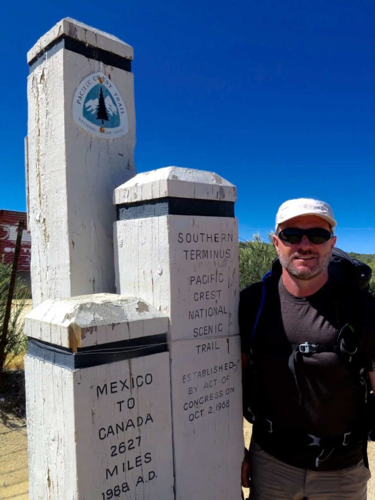 Hiking the PCT Day 1