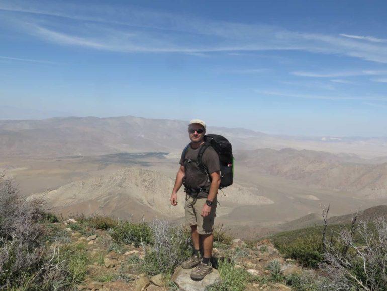 PCT High desert