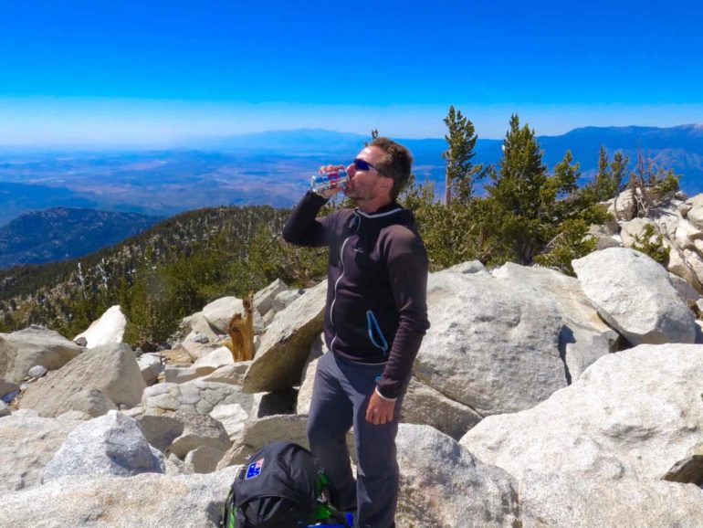 PCT Mt San Jacinto