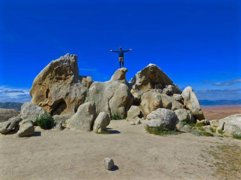 PCT Eagle Rock