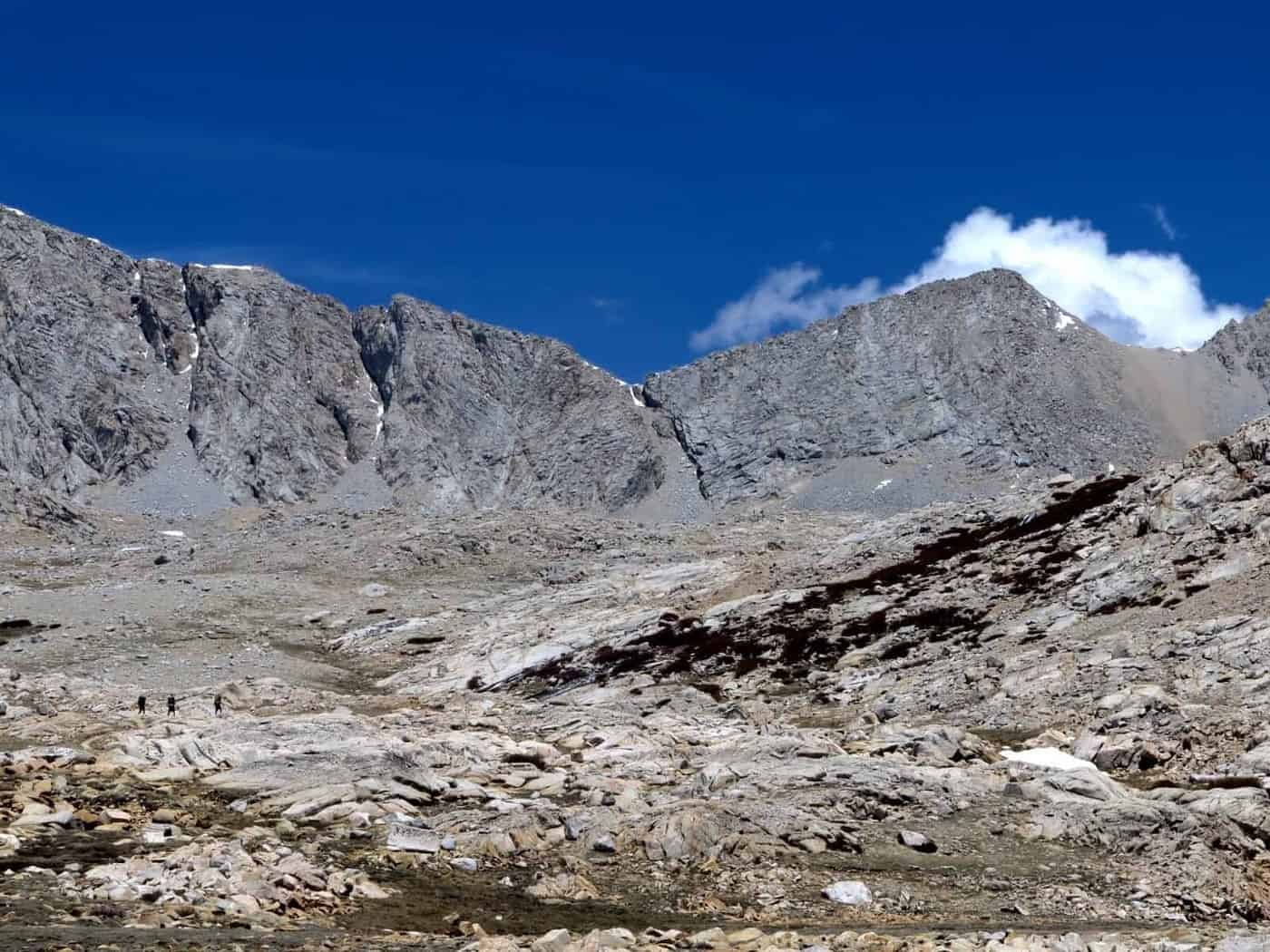 JMT forester pass