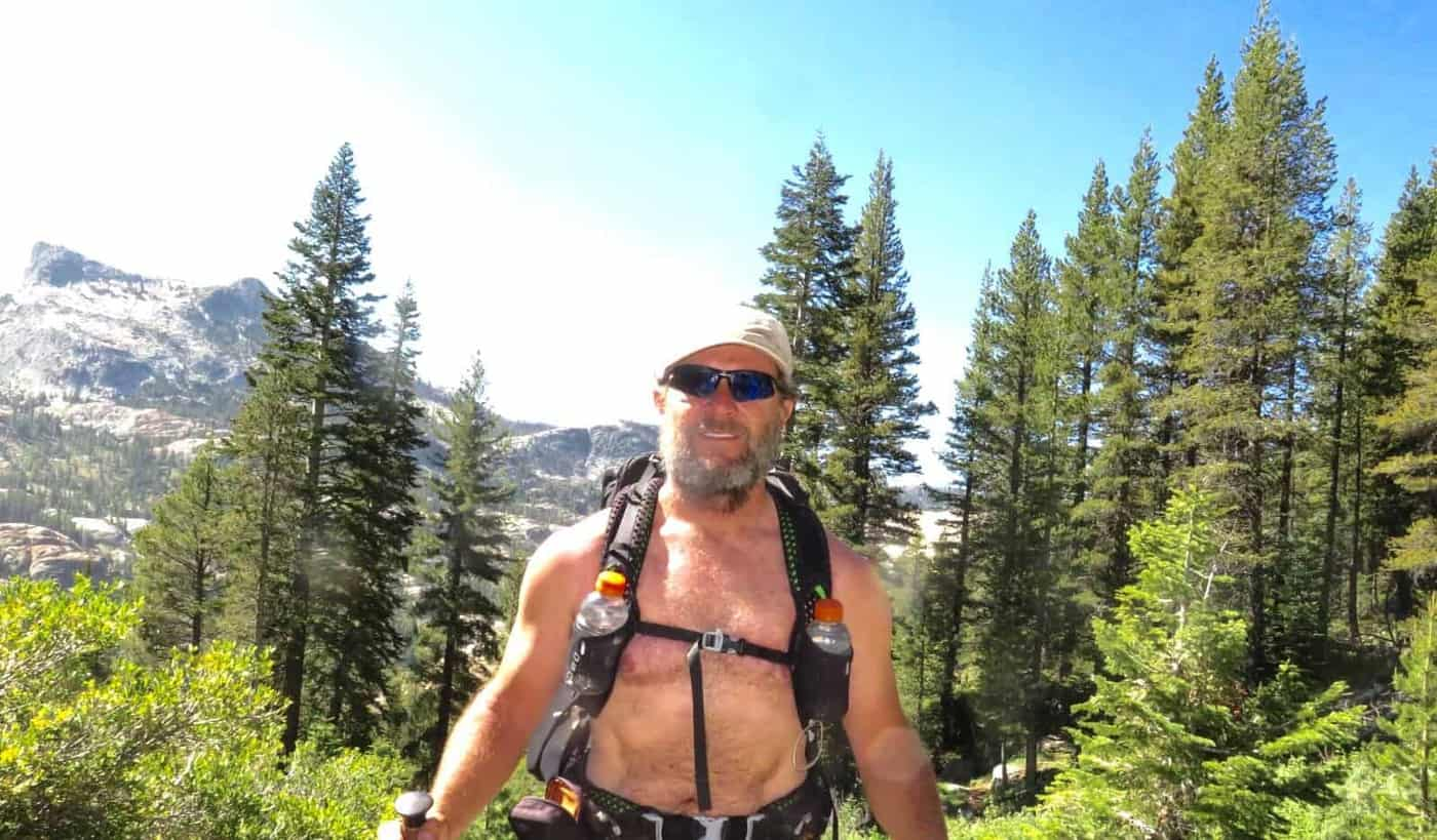 HIke Naked day on the PCT - Get nude on the Pacific Crest Trail