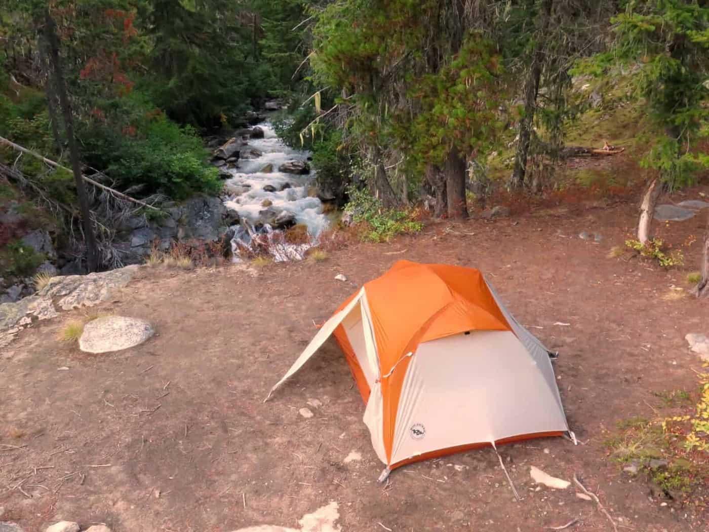 Stehiken camping