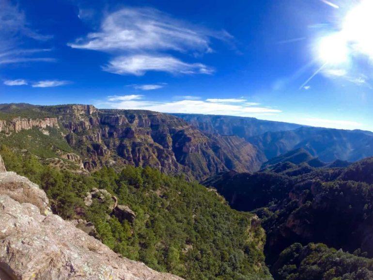 Cycling Copper Canyon