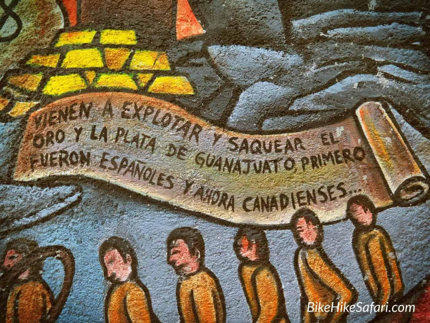 Guanajuato grafiti