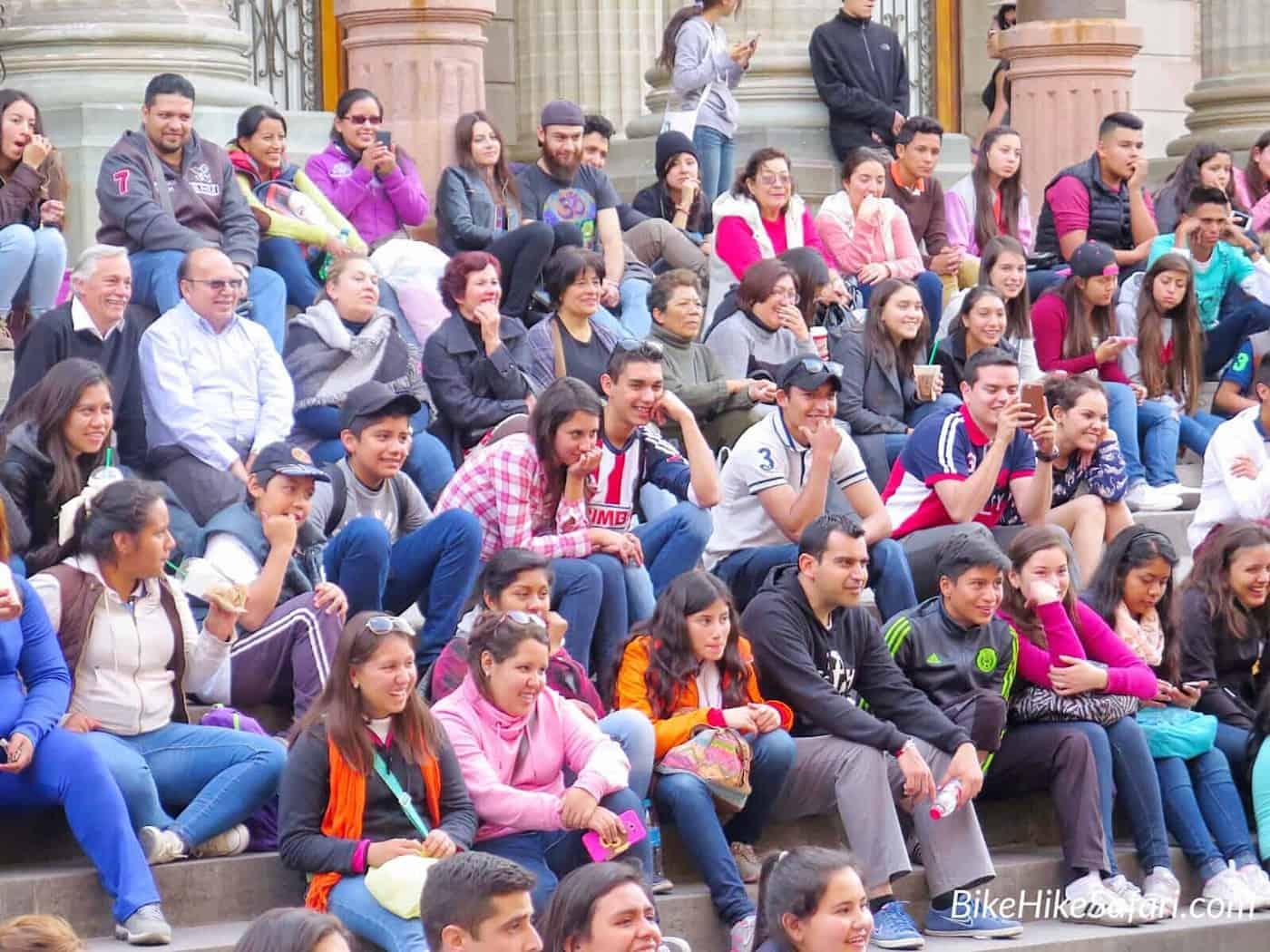People of Guanajuato
