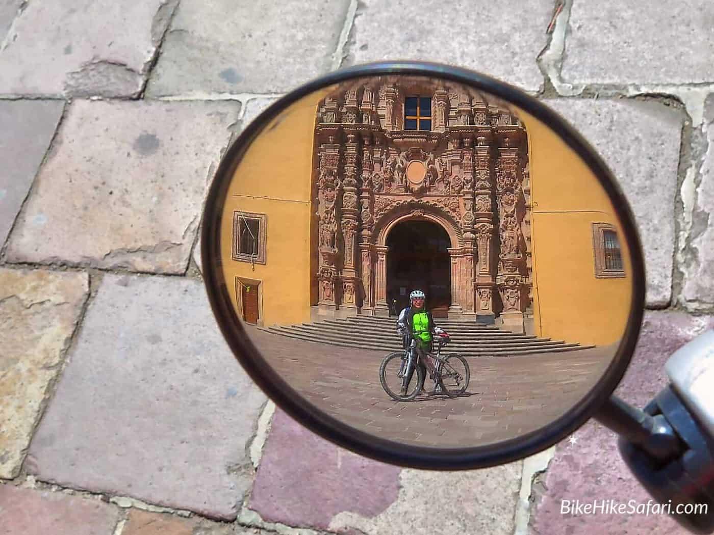 Cycling Dolores Hidalgo