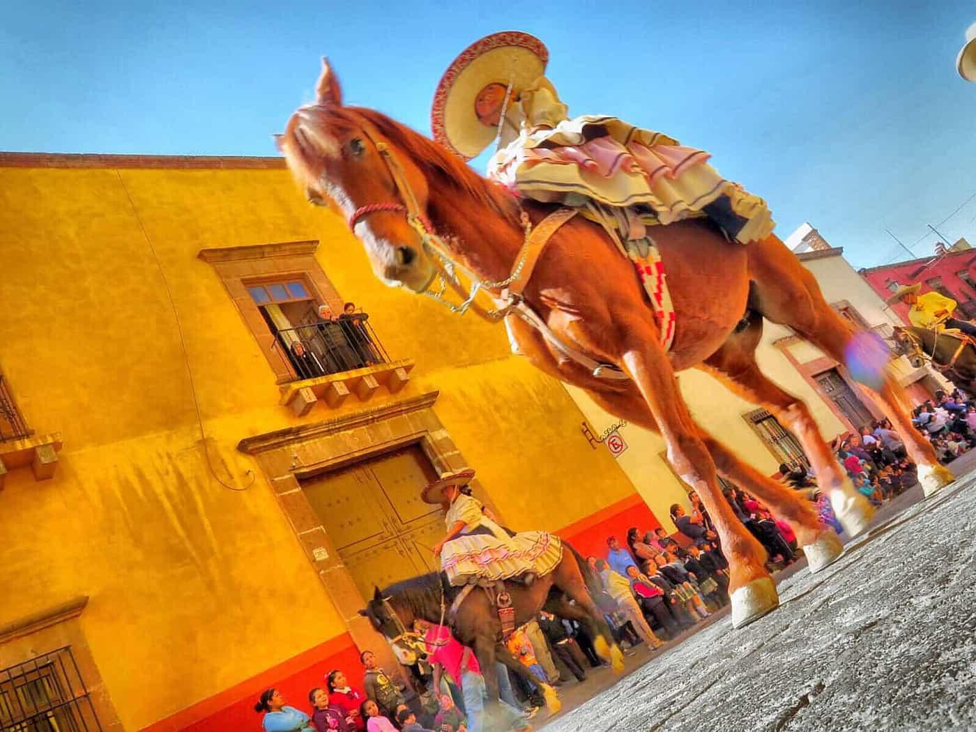 Parade - San Miguel de Allende