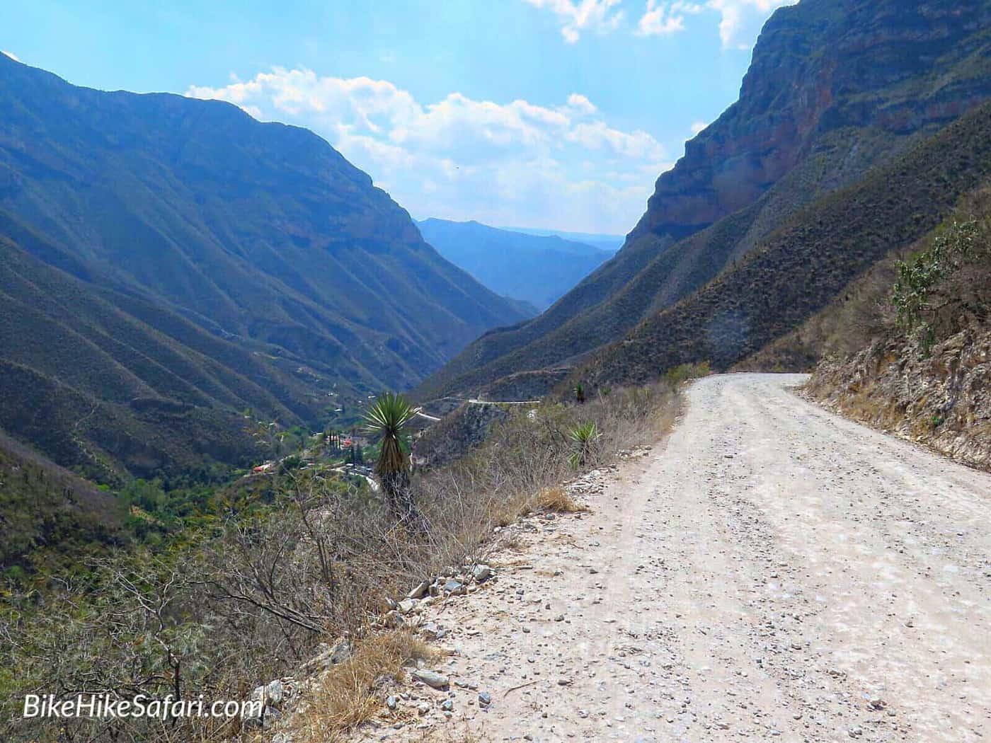 Road to Bucarelli
