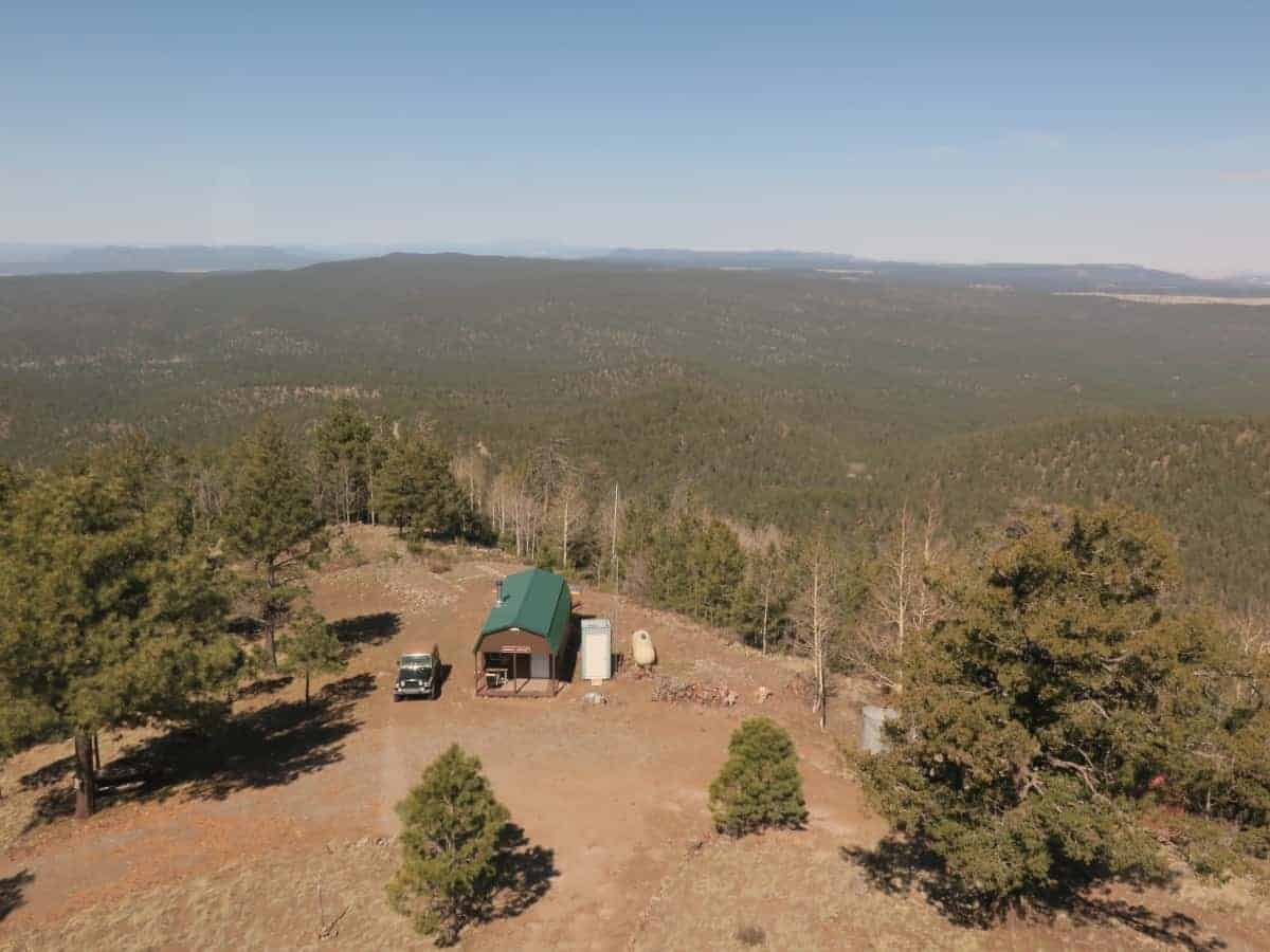 New Mexico Fire Tower