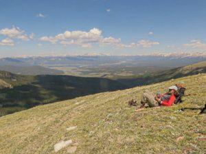 Continental Divide Trail Colorado