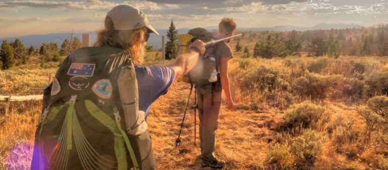 Hiking the Continental Divide Trail