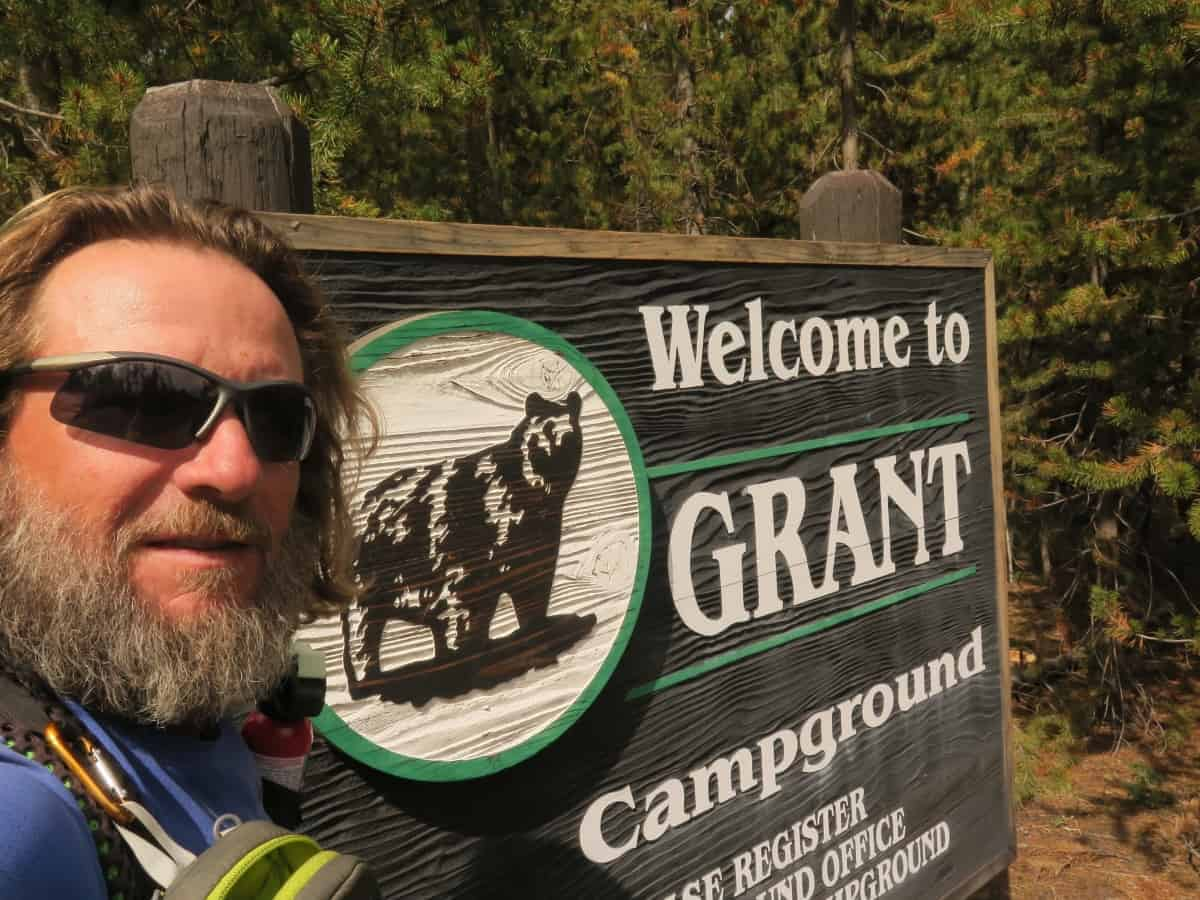 Grants Campground Yellowstone National Park