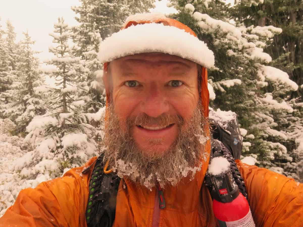 Cold on the Continental Divide Trail