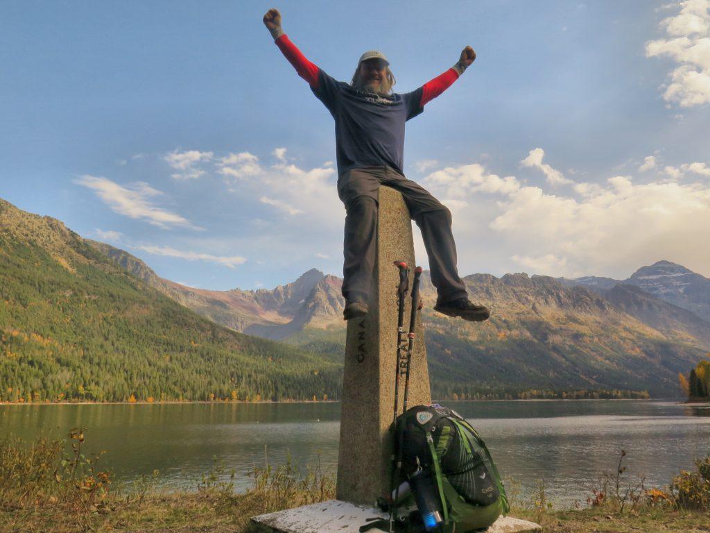 CDT hiking gear list