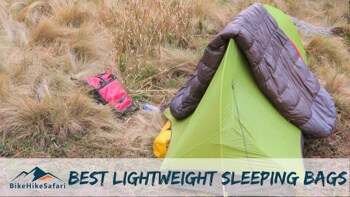 Best Lightweight Sleeping Bags