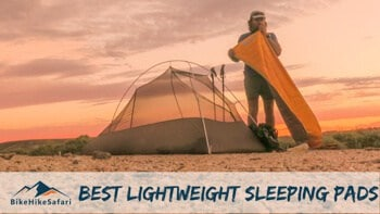 Best Lightweight Sleeping Pads