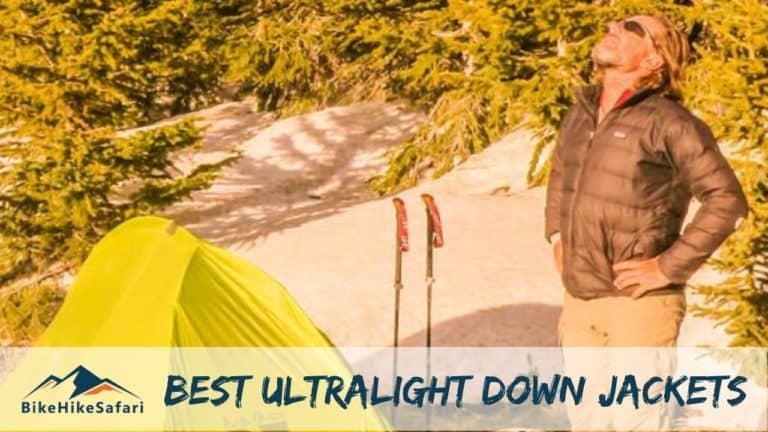 best ultralight down jackets review