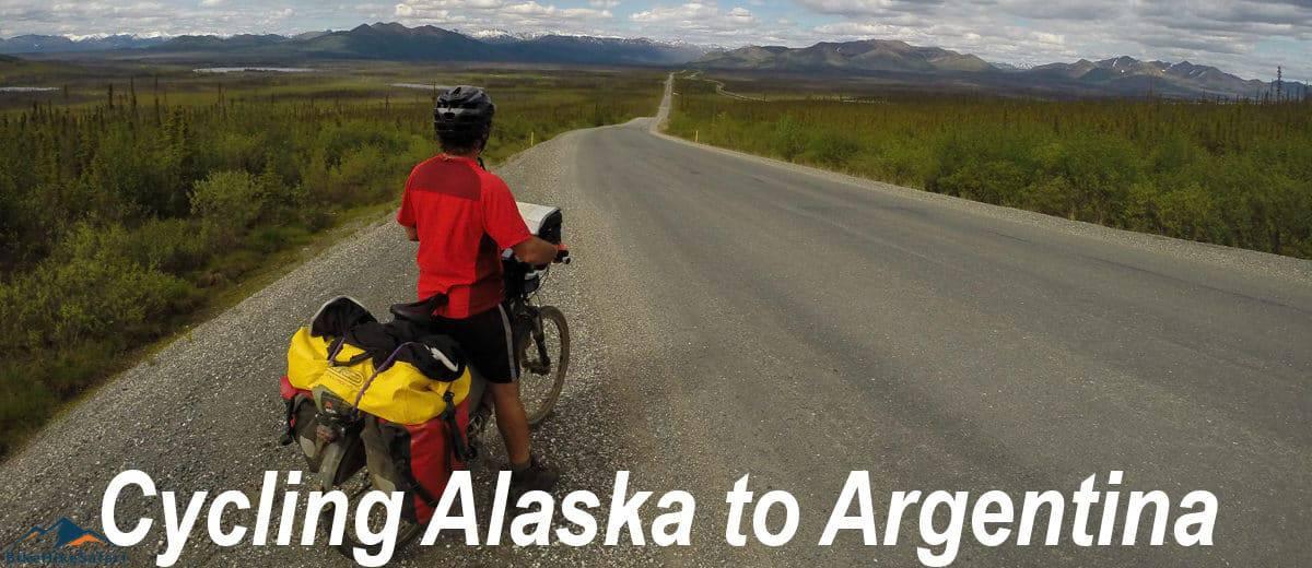 Cycling Alaska to Argentina