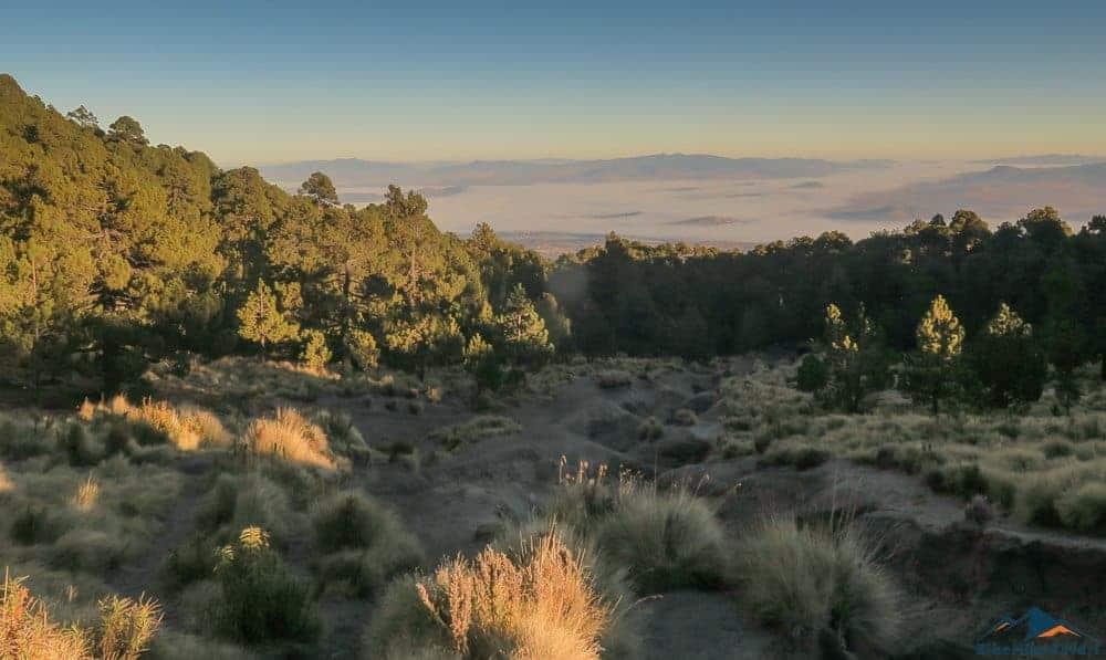 Climbing La Malinche Volcano