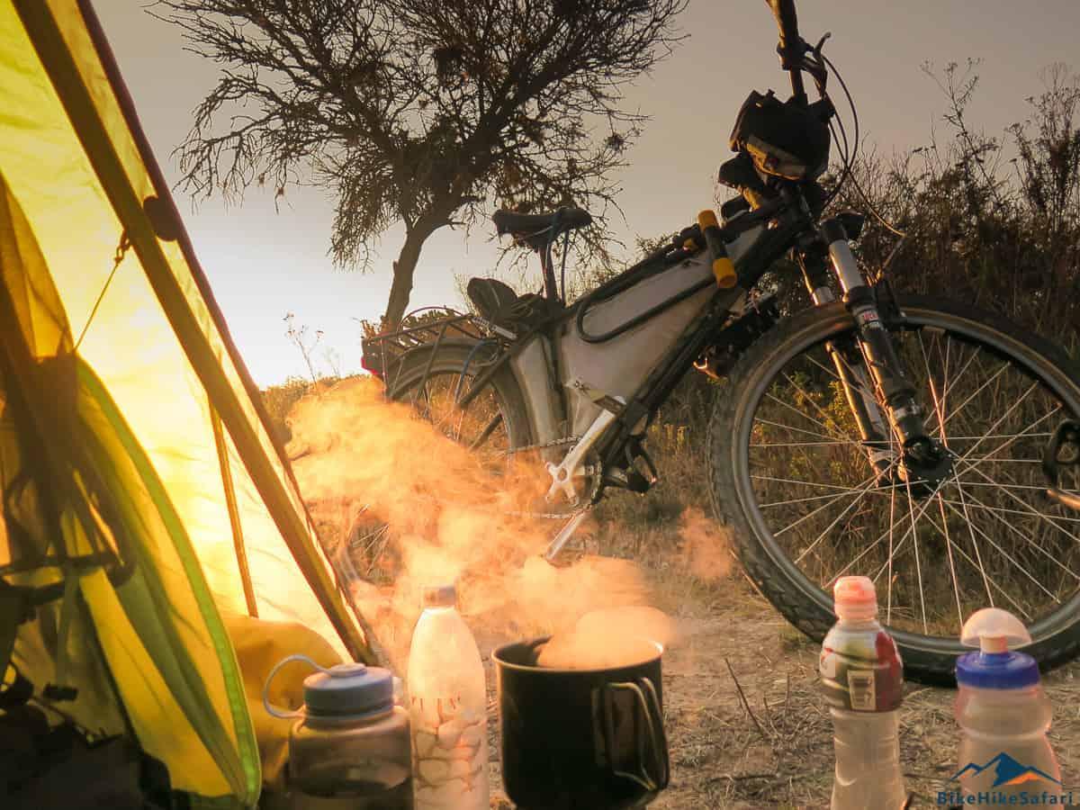 Oaxaca cycling