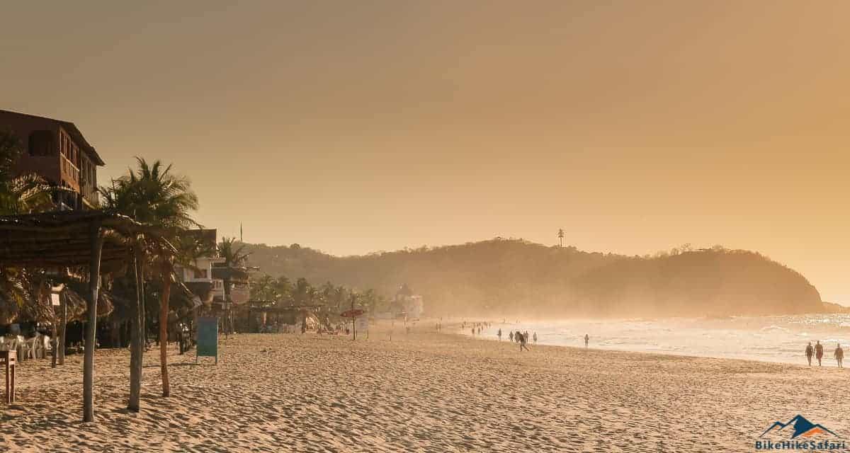 Zipolite Mexican Beaches