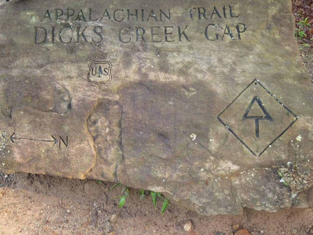 dicks creek gap