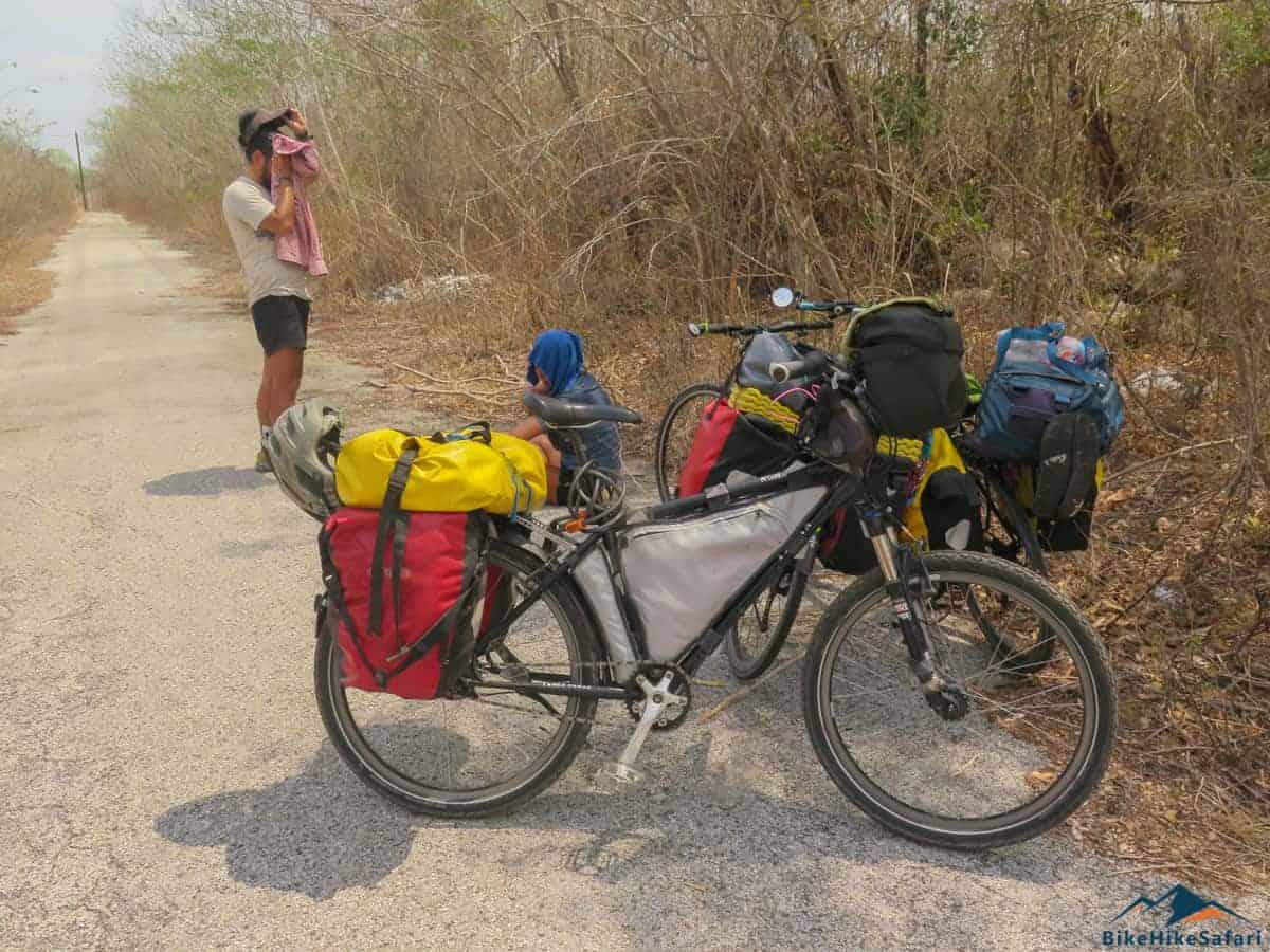 Yucatan Cycling