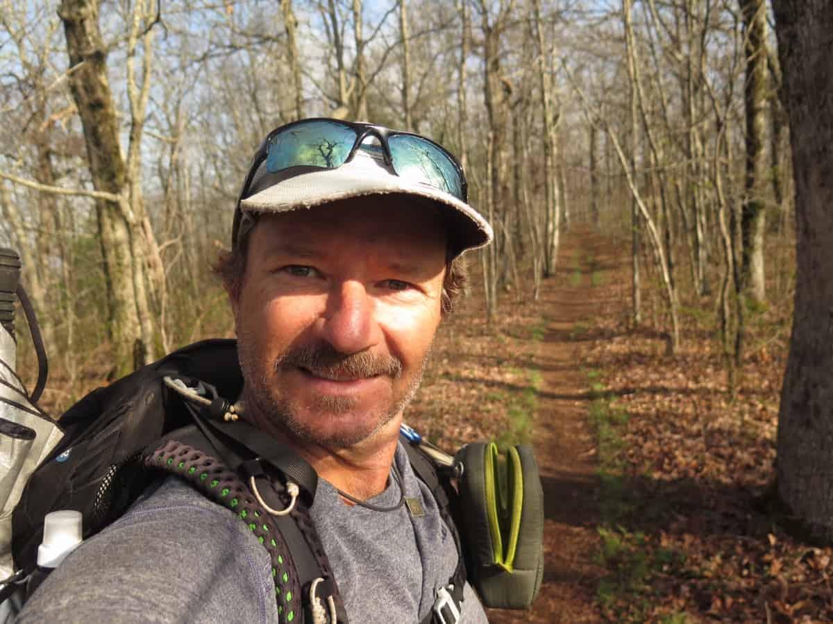 appalachian trail near hiawassee