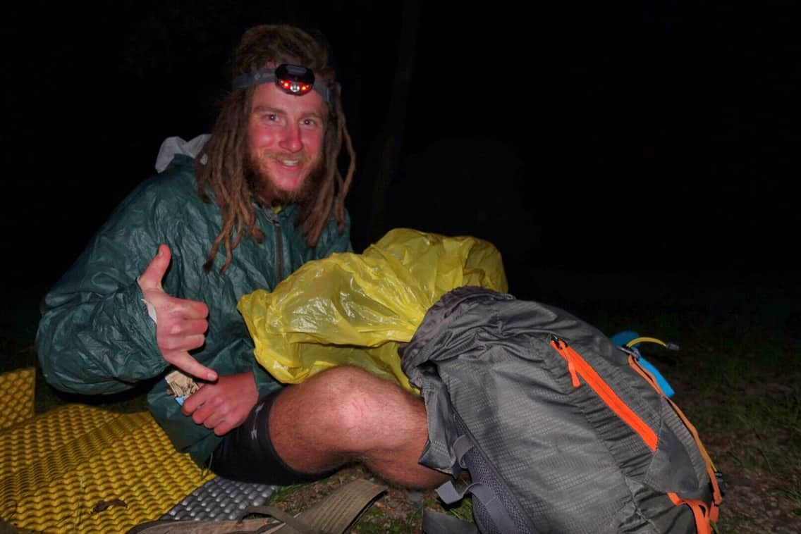 Knotts and the FKT on the Appalachian Trail