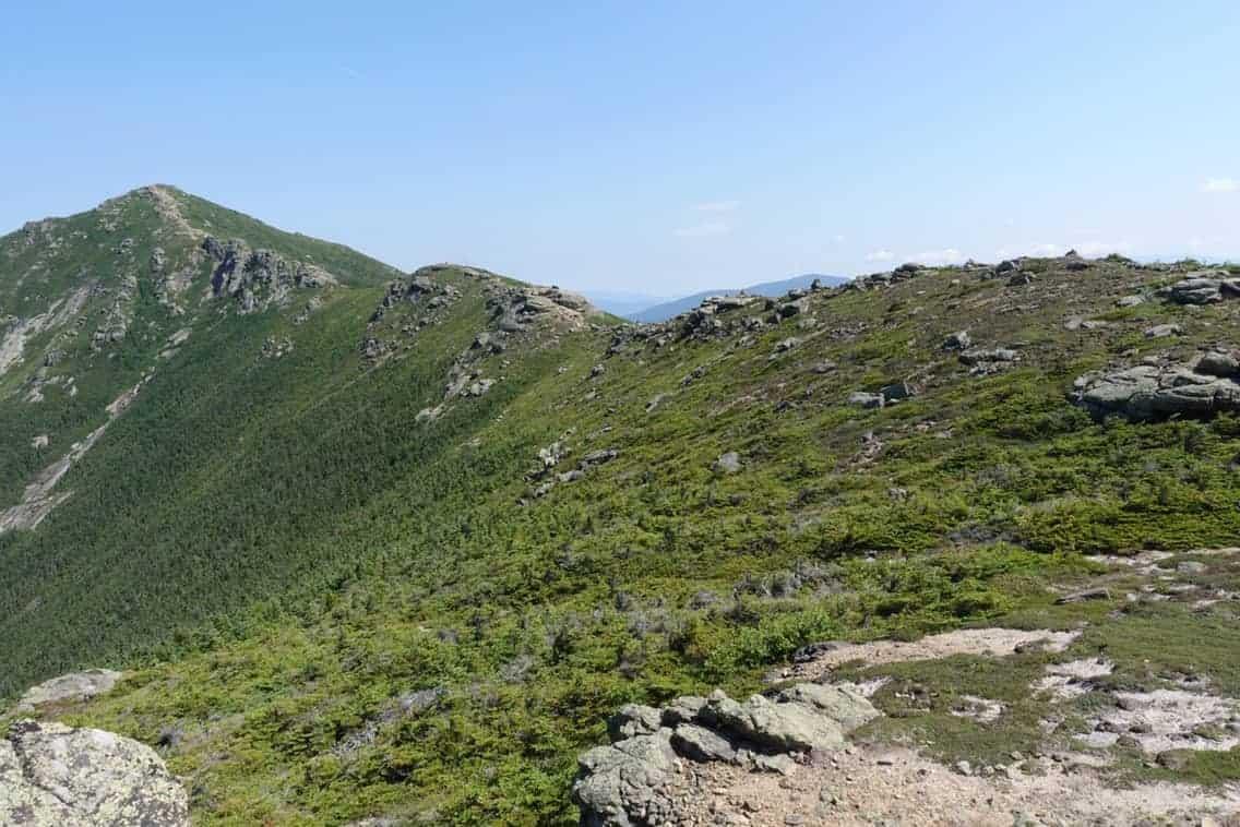 White Mountains Franconia Ridge